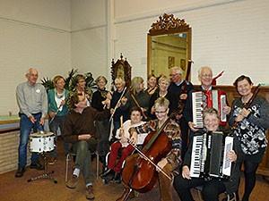 Heerenveens Huisorkest (ensemble 1a) open middag