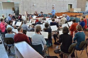 GEANNULEERD Meespeelorkest/ensemblemiddag Händel