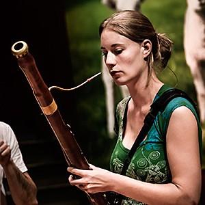 Uniek concert met barokfagot